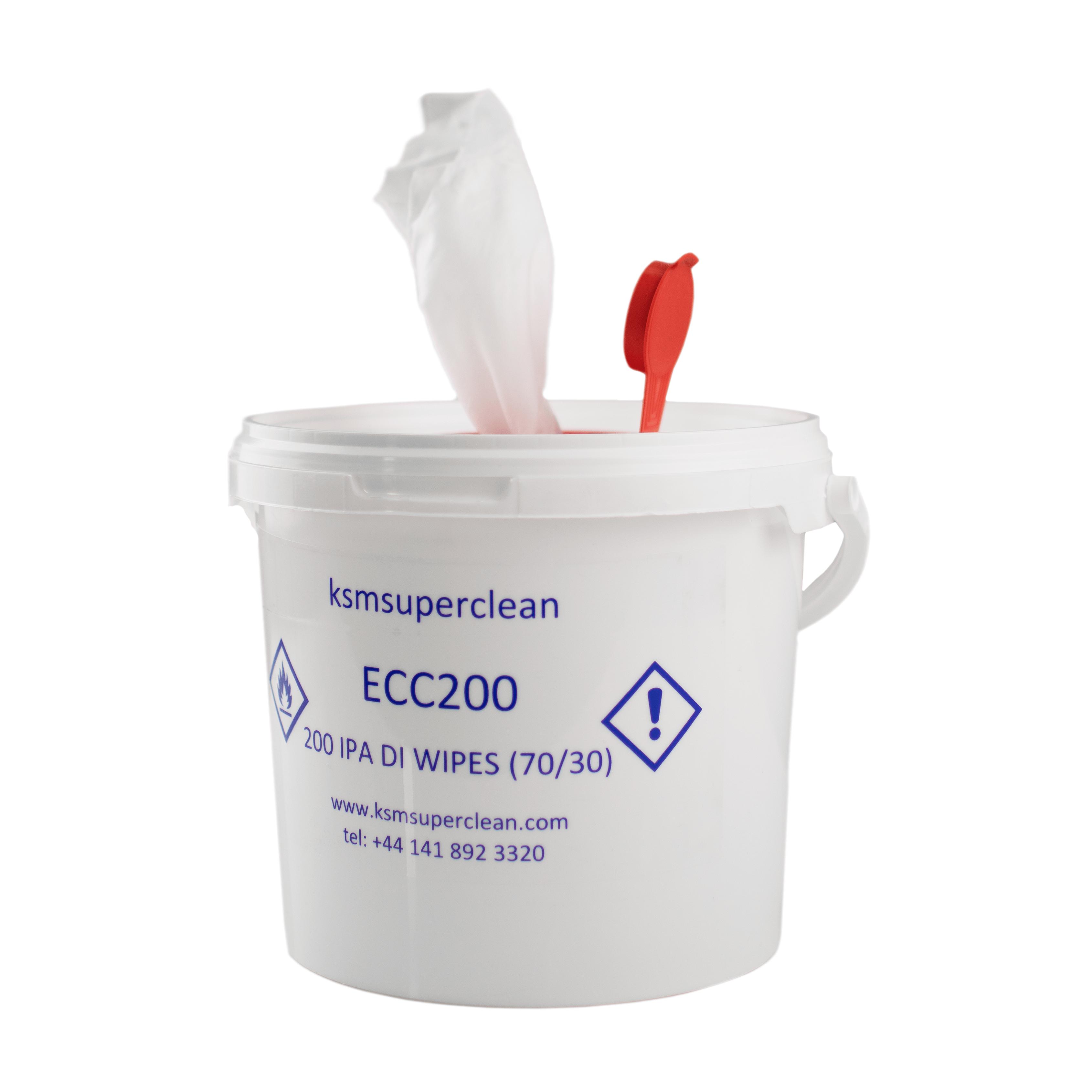 SC ECC: Superclean Elastomer-Reinigungstuch image