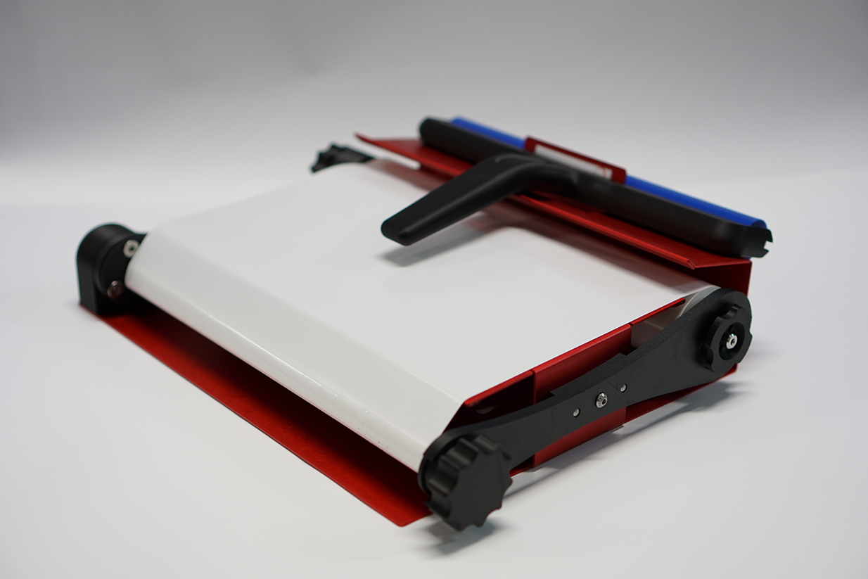 Superclean Hand Roller with Rollpad